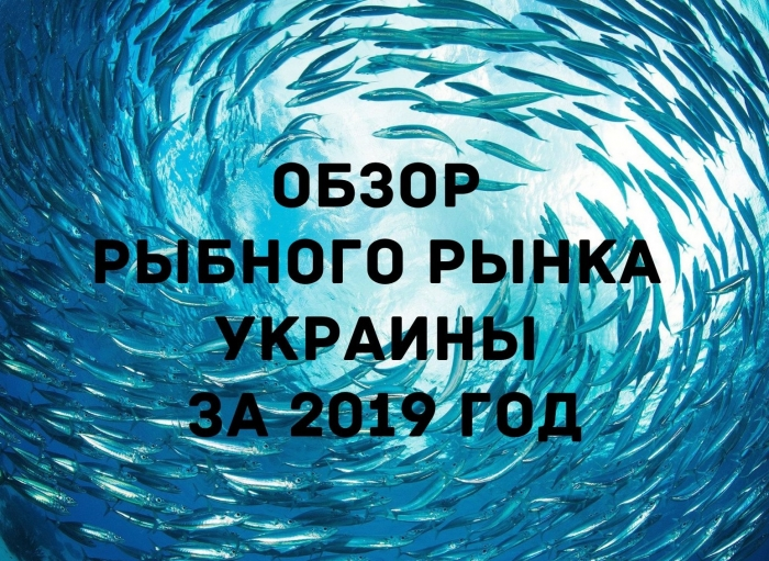 Overview of the fish market of Ukraine in 2019