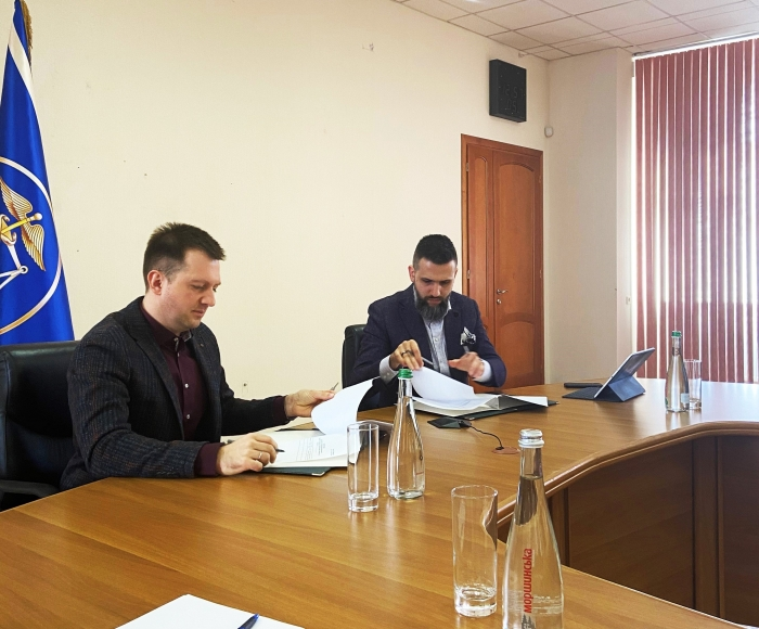 The Association and the State Customs Service of Ukraine signed a memorandum of cooperation